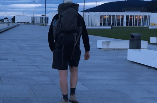 backpack camino