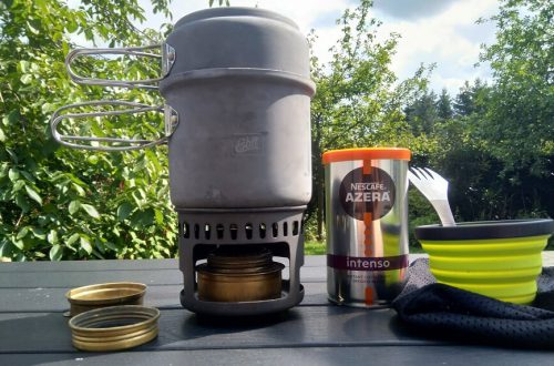 esbit alcohol stove
