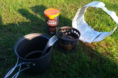 Esbit trangia cook kit