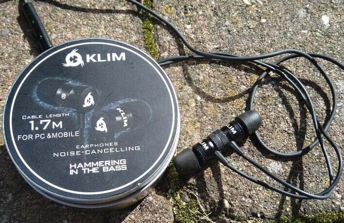 music headphones klim fusion