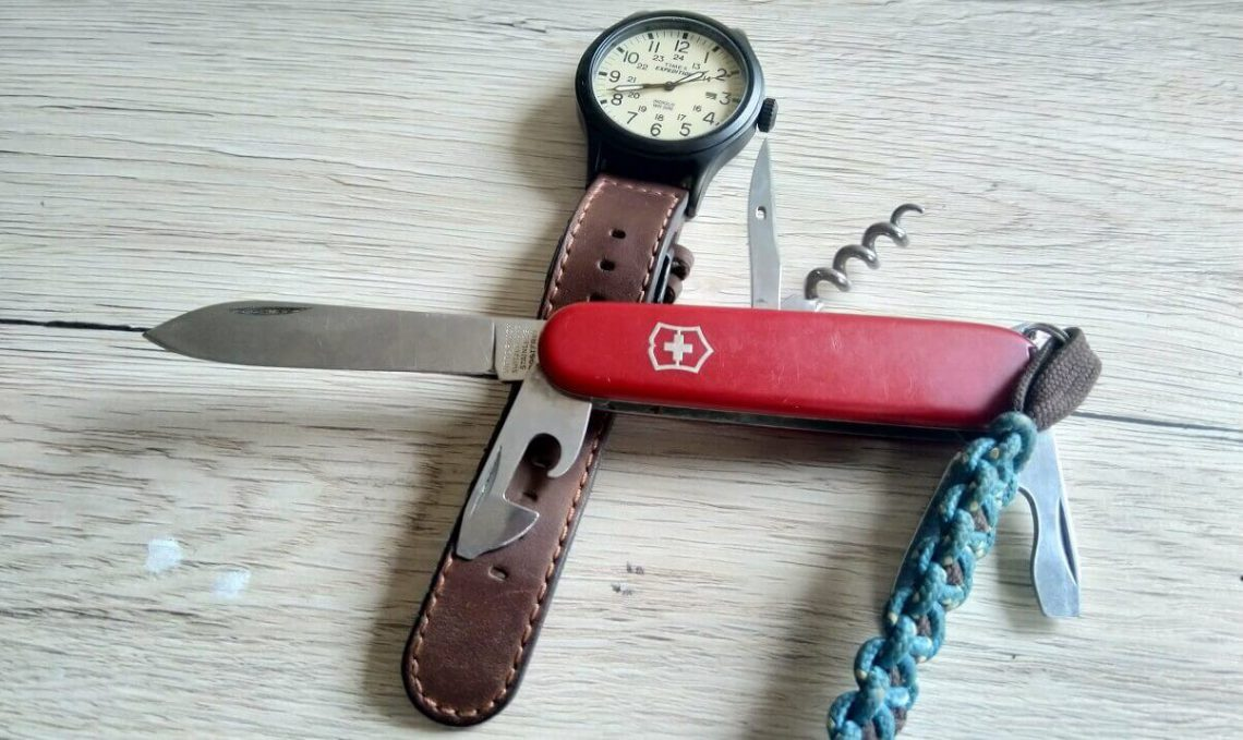 Victorinox Spartan Cover photo